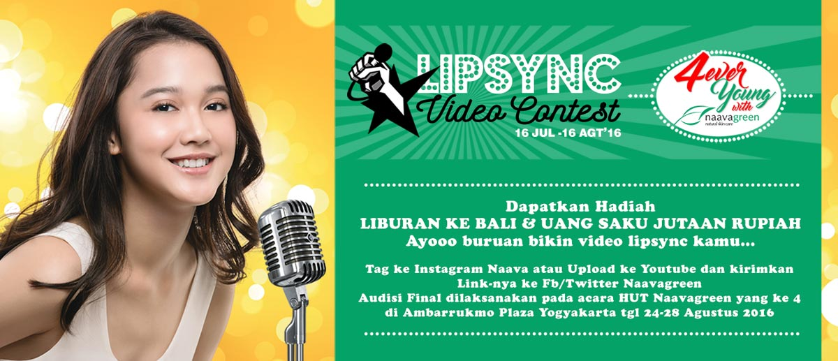 Lipsync Video Contest