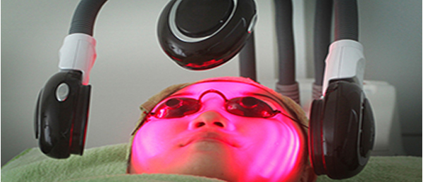 Bio Light Therapy ( Perawatan Menggunakan Bio Light Red & Blue )