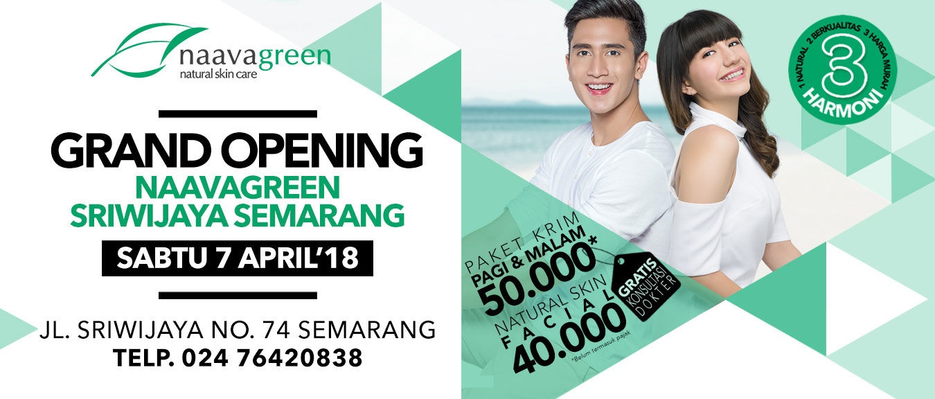 Soft Opening Naavagreen Malang