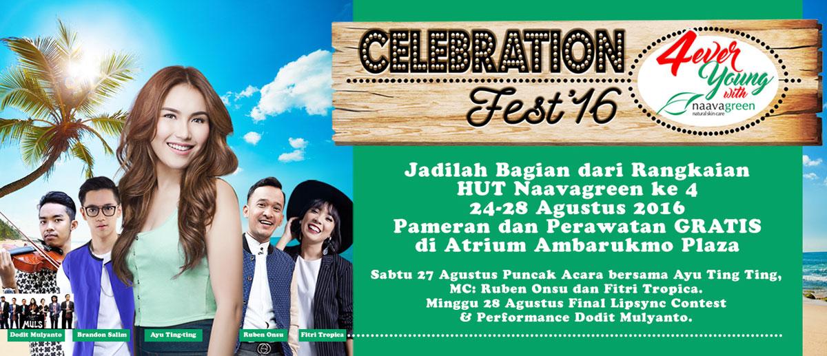Naavagreen Celebration Fest 2016