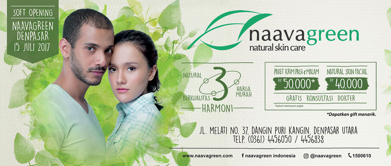 Soft Opening Naavagreen Denpasar
